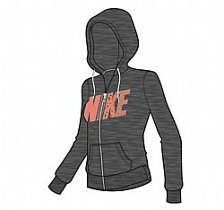 NIKE CLUB FZ HOODY MIDEX