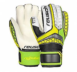 ΓΑΝΤΙΑ REUSCH PULSE SG FINGER SUPPORT EASY FIT JNR