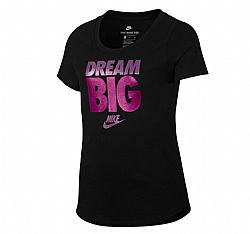 NIKE G NSW TEE SCOOP DREAM BIG