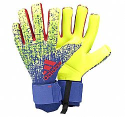 Με αυτά τα σχεδιασμένα για αγώνες γάντια τερματοφύλακα θα έχεις τον έλεγχο.  Η παλάμη έχει επένδυση 3 56e6542d6c5