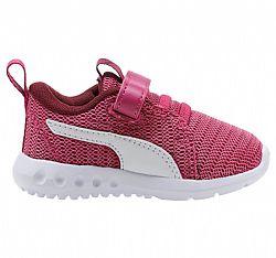76367613129 Παιδικά παπούτσια από την PUMA τα οποία είναι κατάλληλα για καθημερινή και  αθλητική χρήση. Διαθέτει πανινο πλεγμα στο πάνω μέρος το οποίο επιτρέπει το  καλό ...