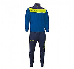 GIVOVA TRACKSUIT CAMPO FLUO