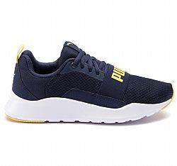 ef2792caecf Αθλητικά παπούτσια από την Puma τα οποία διαθέτουν μαλακή αντικραδασμική  σόλα από καουτσούκ και υφασμάινο πάνω μέρος το οποίο επιτρέπει τον καλό  αερισμό του ...