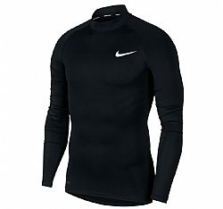 NIKE M NP TOP LS TIGHT MOCK