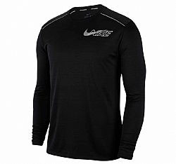NIKE M NK DF MILER LS FLASH NV