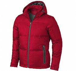ELEVATE CALEDON DOWN JACKET RED M