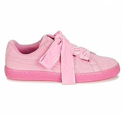 PUMA SUEDE HEART RESET PINK