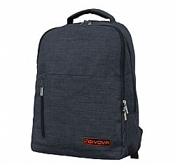 GIVOVA BACKPACK CITY DGREY
