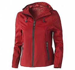 ELEVATE WMNS LABRADOR WINDBREAKERS RED