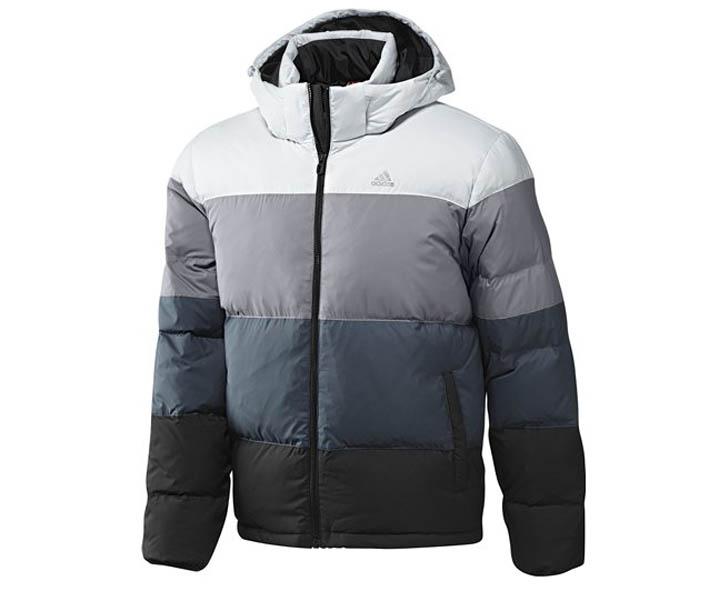 Читай полностью. Представляем зимние куртки и пуховики adidas новой коллекции осень-зима 2013